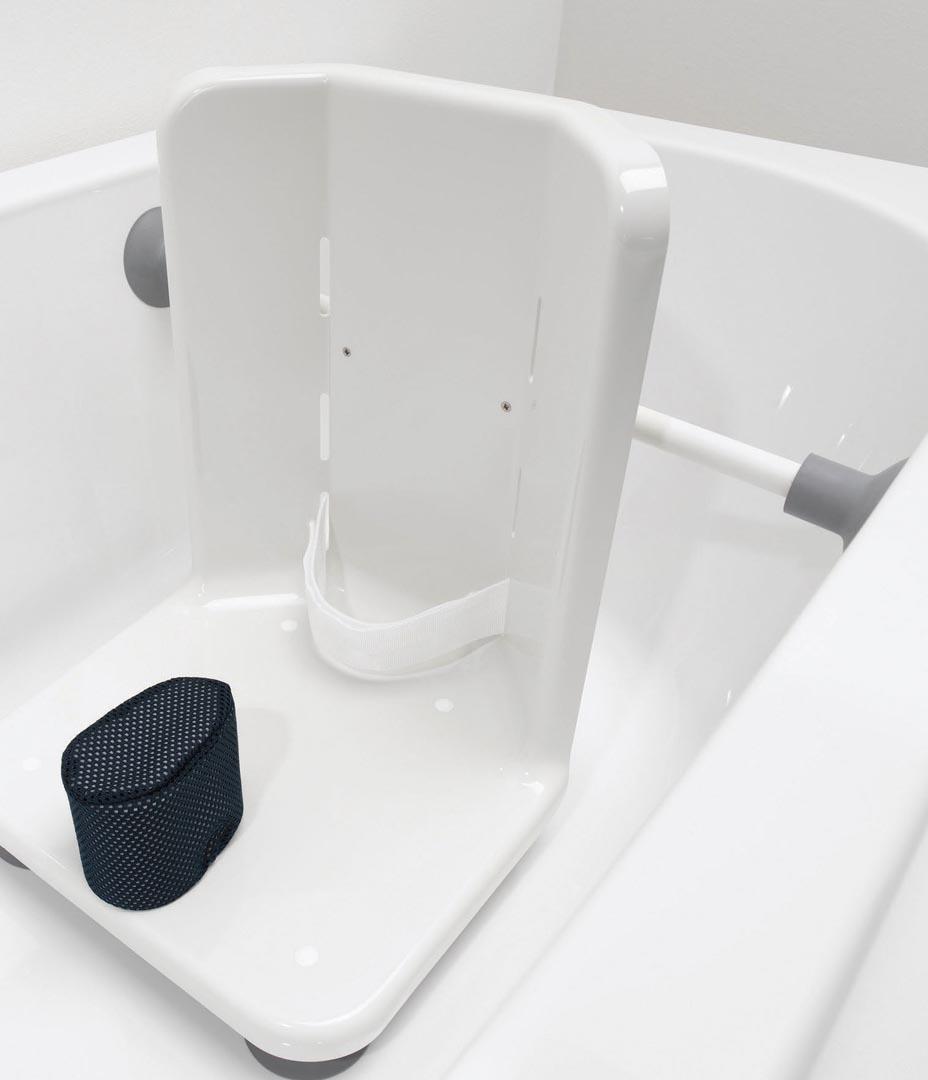 Corner Bath Seat Small